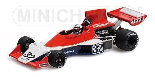 MINICHAMPS 400 750032 - Tyrrell Ford 007 Ian Scheckter 1975